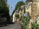 even with cars, cute street auvers