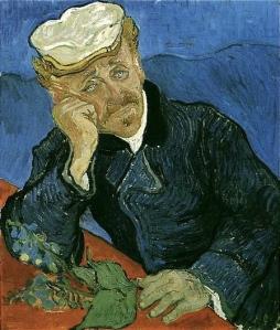Dr. Gachet, Van Gogh