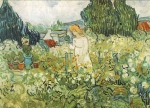 maruerite gachet in garden