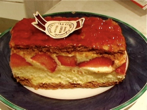 straw mille feuille