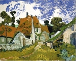 street in Auvers