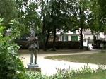 Statue of Van Gogh,