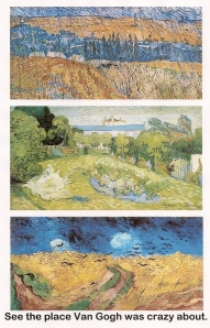 vangogh crazy