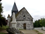 church where monet is buried