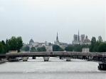 down the seine