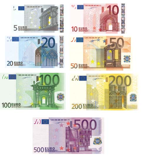 The currency in France is