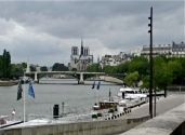 Notre dam from rear