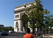 paris arc from another angle