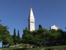 rovinj steeple