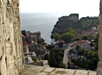 dubrovnik another view from wall-1