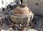 dubrovnik crowd from above