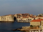 dubrovnik from road closer