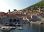 dubrovnik harbor another angle