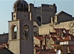 dubrovnik tower walls
