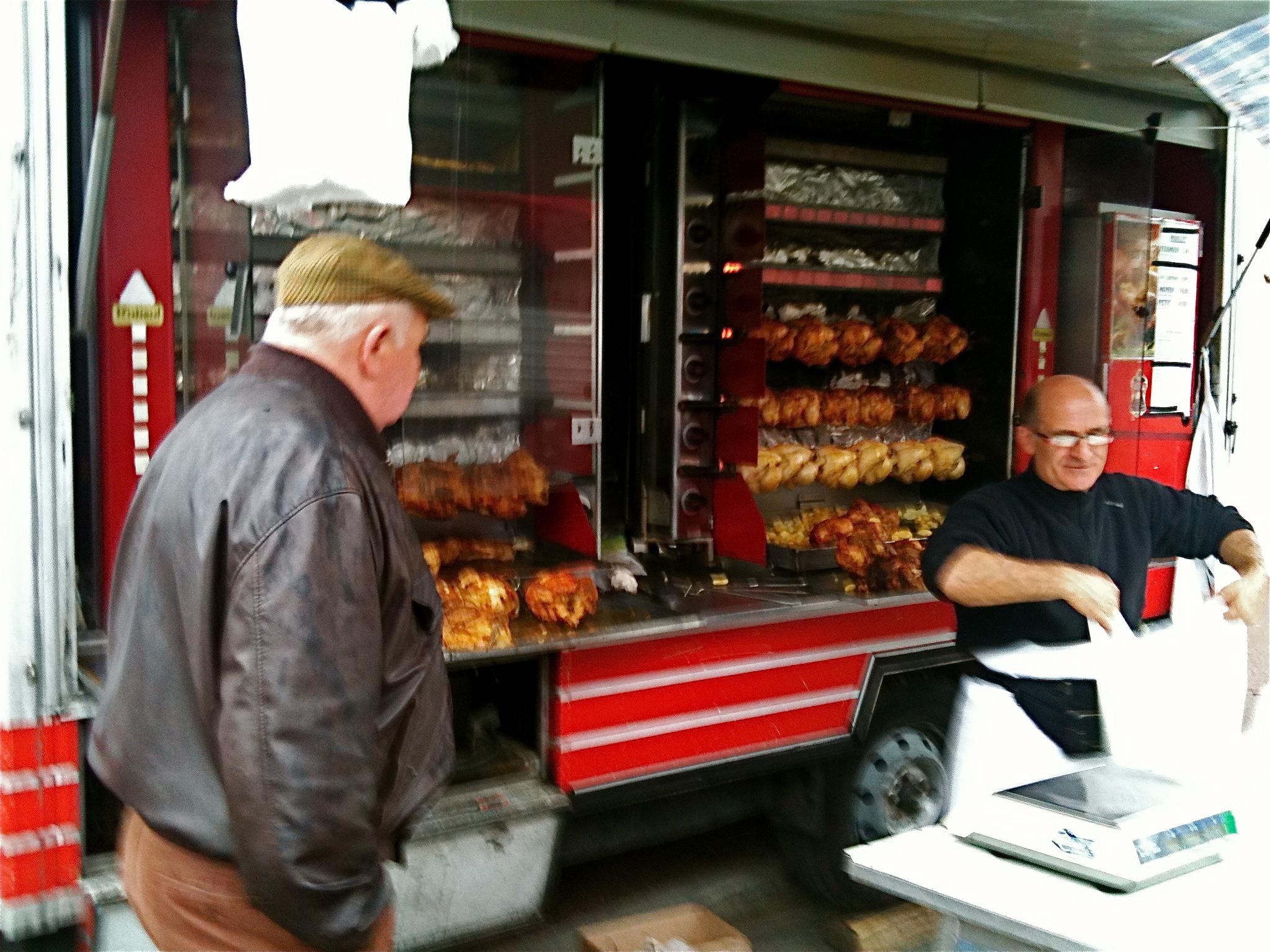 Chicken Rotisserie Machine Specialty Kitchen Appliances