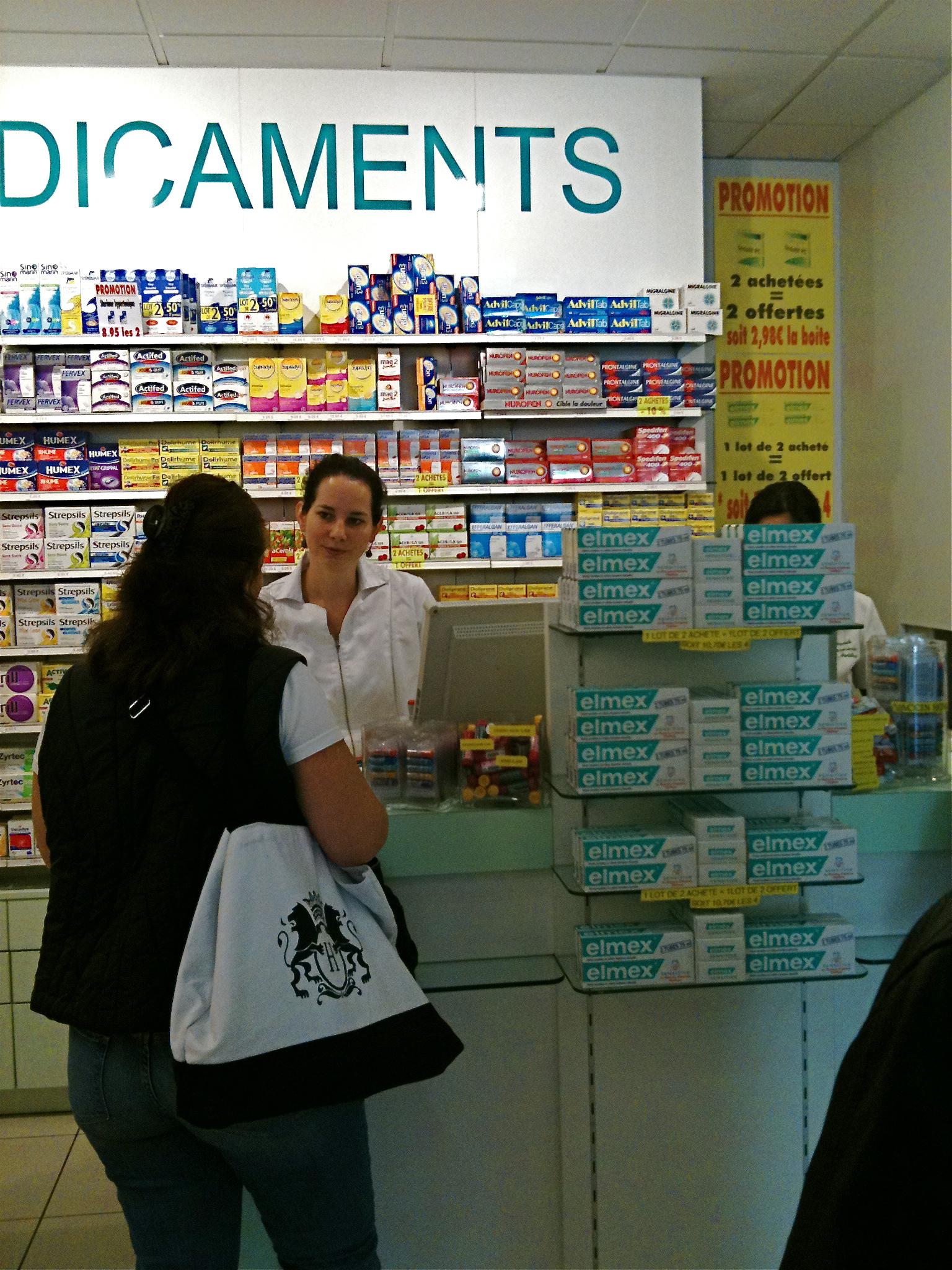 Pharmacy Real France
