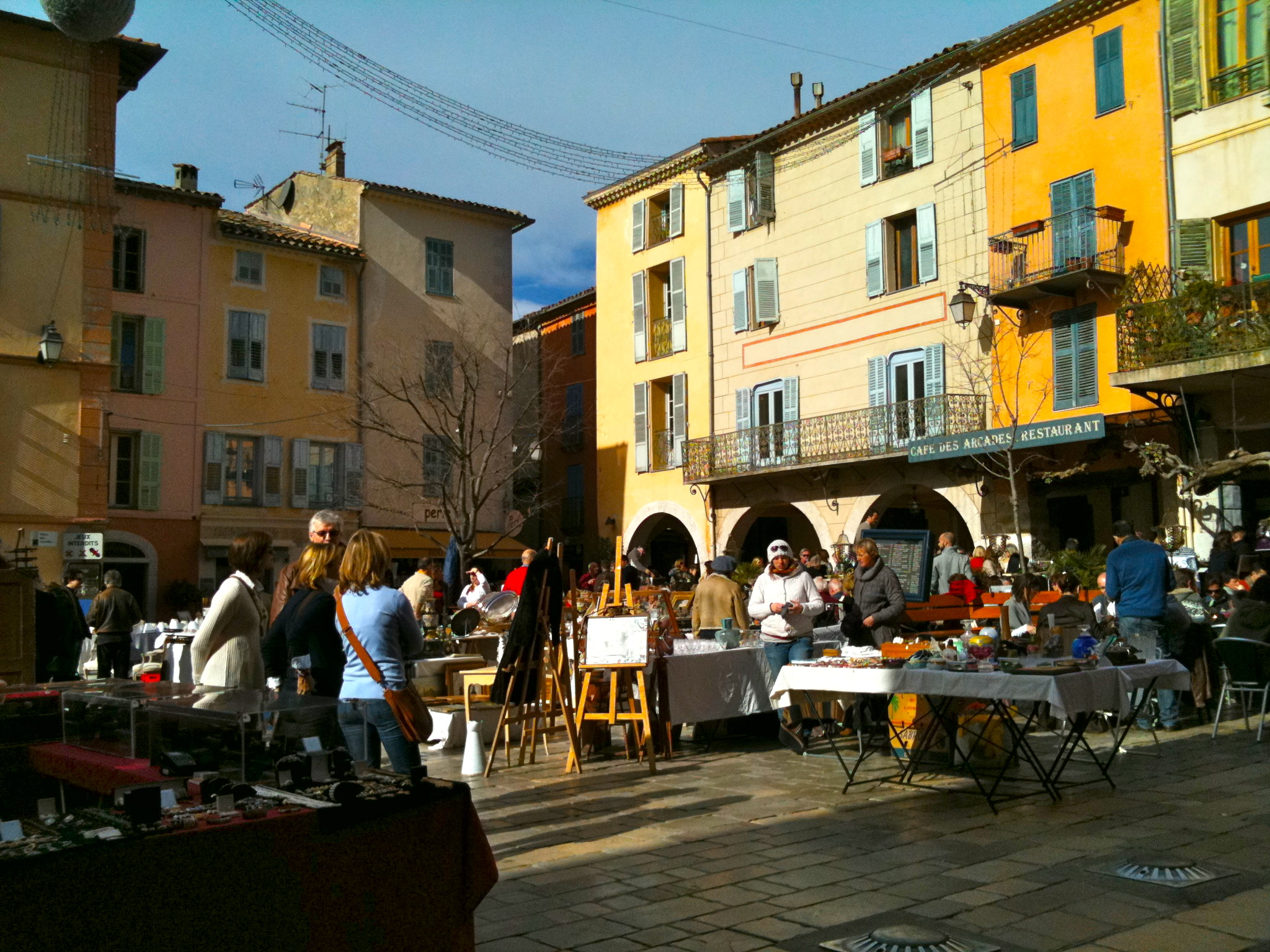 Car Care Center >> Hill towns south of france | real france