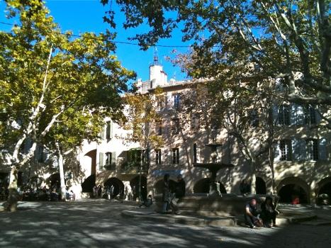 uzes square