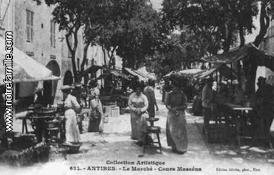 cartes-postales-photos-Marche-Cours-massena-ANTIBES-6600-06-06004002-maxi