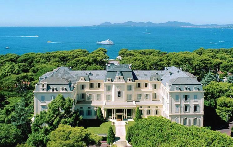 my lavish lunch at the hotel du cap or thereabout real. Black Bedroom Furniture Sets. Home Design Ideas