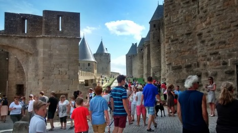 siege of carcassonne, 2014AD